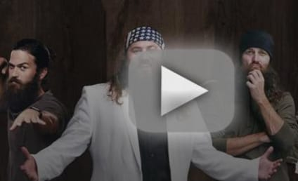 Duck Dynasty Season 9 Premiere Recap: In-Lawful Entry