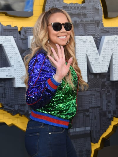 Mariah Carey Waves
