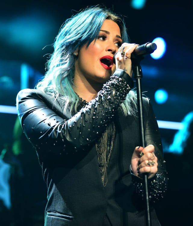 Demi Lovato: The Cool Chick