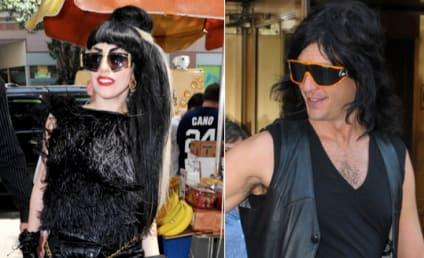 Lady Gaga Denies Breakup with Boyfriend Speedy