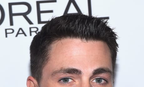 Colton Haynes Up Close