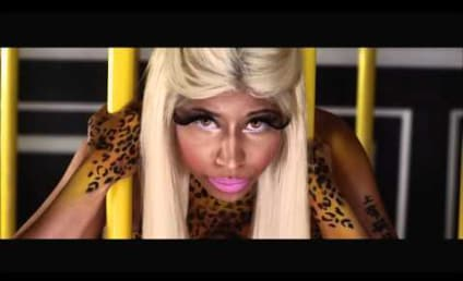 "BET Bans Nicki Minaj's ""Stupid Hoe"" Video"