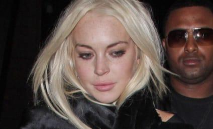 Love It or Shove It: Lindsay Lohan Dress