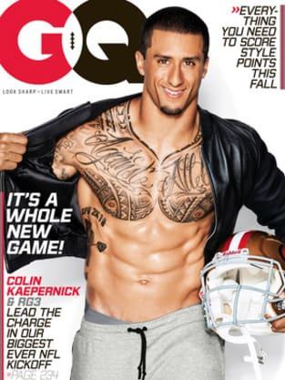 Colin Kaepernick GQ Cover