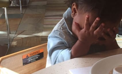 Kim Kardashian: I Cropped North West Out of That Selfie Because ...