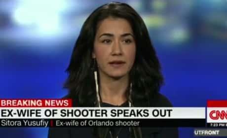"""Sitora Yusufiy: Omar Mateen Ex-Wife Describes His """"Homosexual Tendencies"""""""