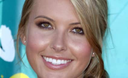 "Audrina Patridge Discusses Heidi Montag's ""Hills"""