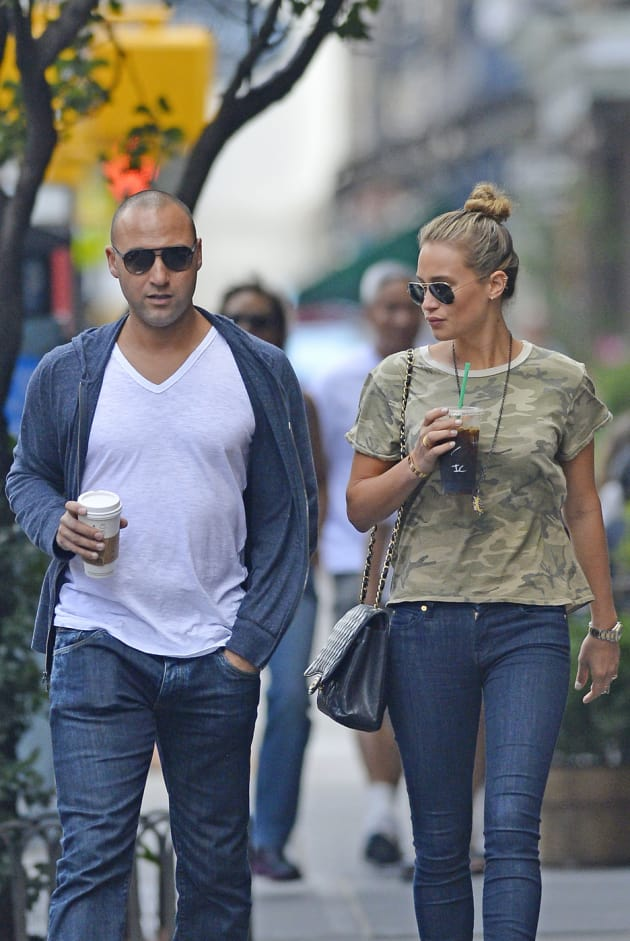 Derek jeter dating