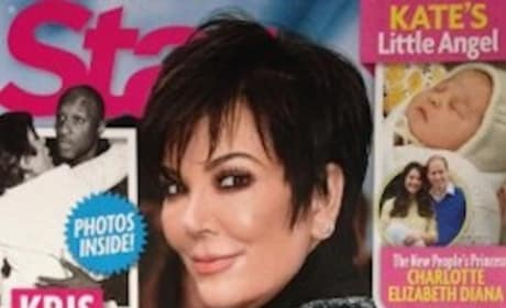 Kris Jenner Star Cover