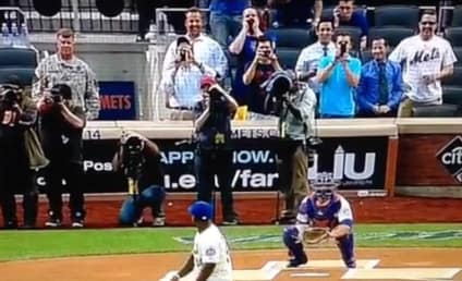 50 Cent First Pitch: The Most Embarrassing Ever?