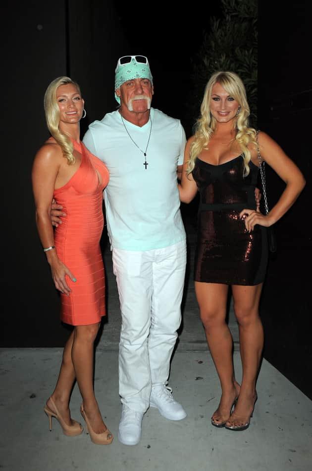 Hulk Hogan's Girlfriend