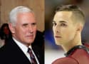 Mike Pence vs. Adam Rippon: V.P. Feuds with Openly Gay Figure Skater