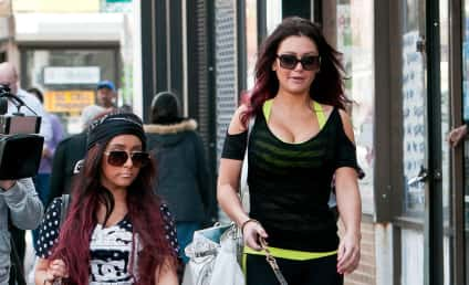 Snooki: Leaving Jersey Shore Due to Pregnancy?