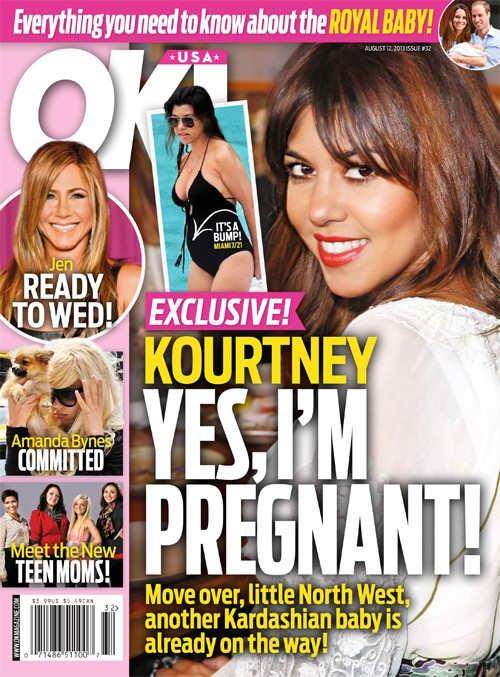 Kourtney Kardashian: Pregnant Again?