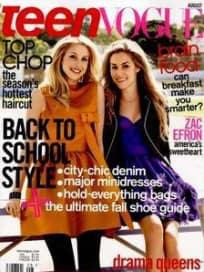 Lauren Conrad, Whitney Port in Teen Vogue