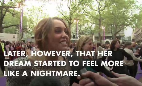 Miley Cyrus Makes Hanah Montana Admission