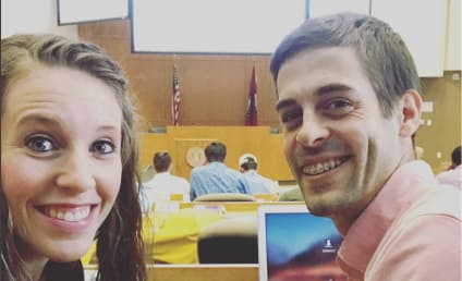 Derick Dillard Makes Jill Duggar Sit Through Law School Class, Calls It a Date