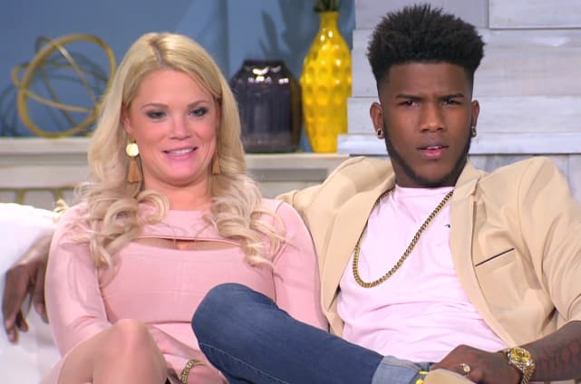 Ashley martson and jay smith 90 day fiance tell all special