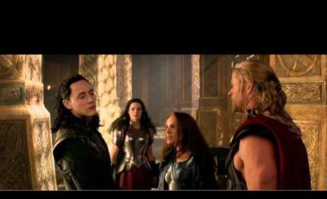Thor: The Dark World Movie Trailer