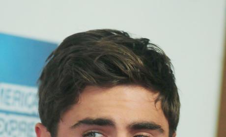 Handsome Zac Efron