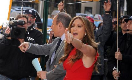 J. Lo on Today
