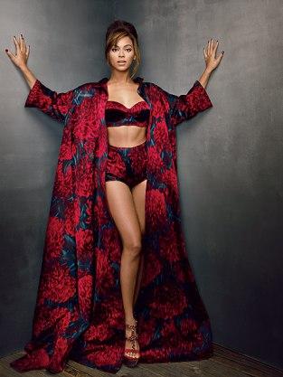 Beyonce Vogue Pic