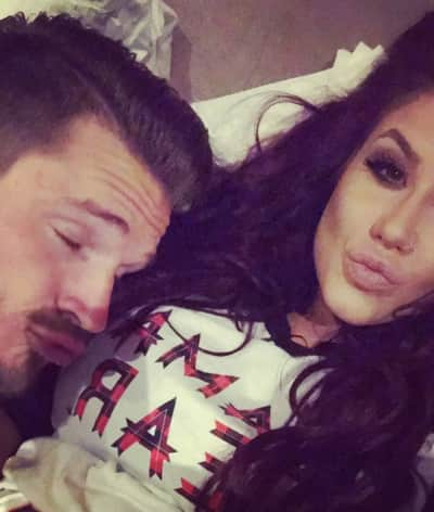 Chelsea Houska and Cole DeBoer pic