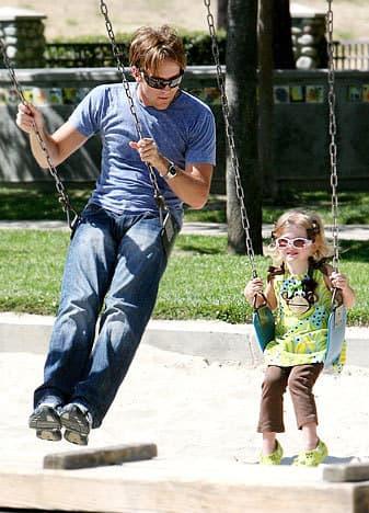 Daddy and Dannielynn