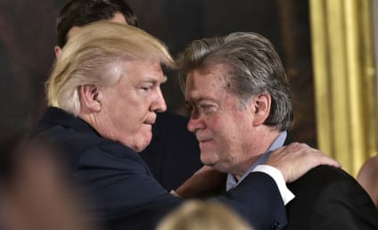 President Bannon: Has Donald Trump's Right-Hand Man Seized Control of the White House?