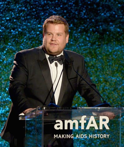 James Corden as Host