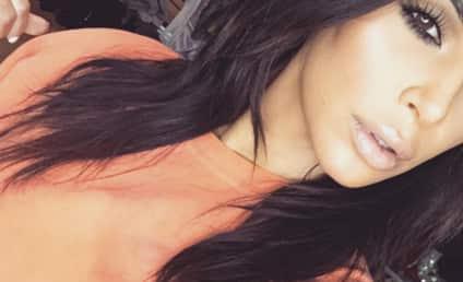 Kim Kardashian Reveals Size of Her Waist: What Is It?!?!?!?!?!?!?!?!?!?!?