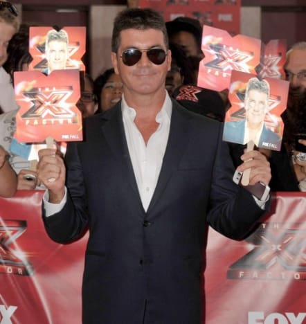 Simon Cowell Photograph