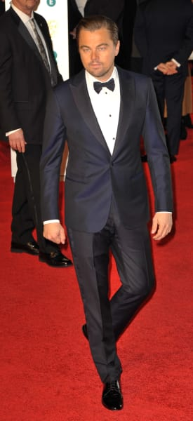 Leonardo DiCaprio: EE British Academy Film Awards