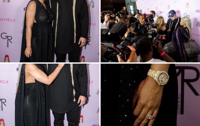 Rob kardashian and blac chyna parents to be