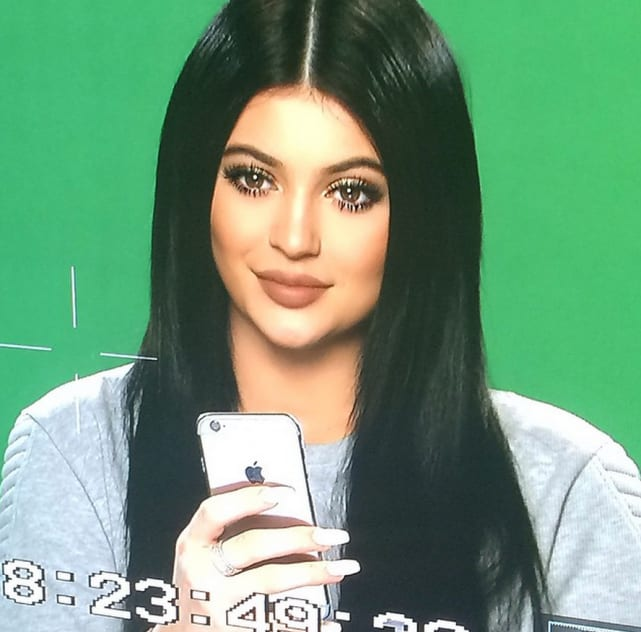 Another Kylie Jenner Selfie