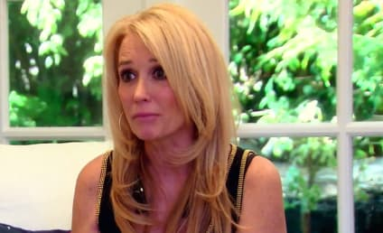 The Real Housewives of Beverly Hills Clip: Kim vs. Kyle!