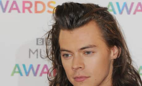 Harry Styles is Cute