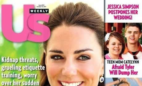 Kate Middleton Under Pressure