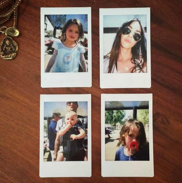 Megan Fox, Kids