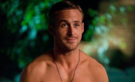 Ryan Gosling Shirtless