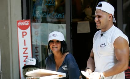 Ronnie and Snooki Make Pizzas, Situation Still MIA