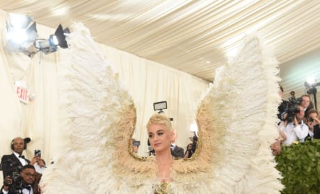 Katy Perry at the Gala