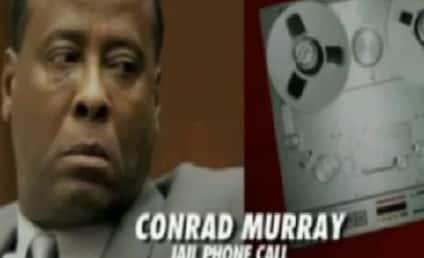 Conrad Murray Jailhouse Call: This Place Blows!