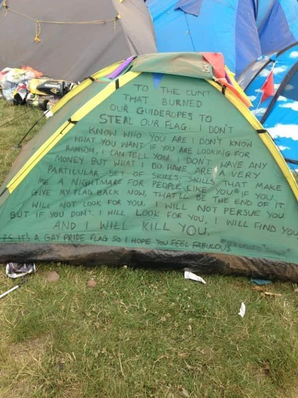Tent Tenets