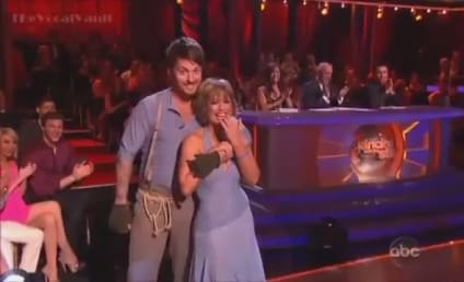 Dorothy Hamill: Dancing With the Stars' Early (Fan) Favorite