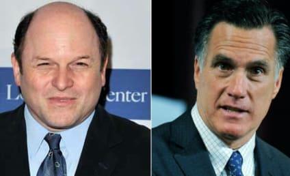 Jason Alexander Responds to Mitt Romney's George Constanza Name-Dropping