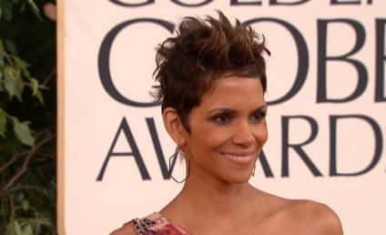 Halle Berry Gives Birth to a Son!
