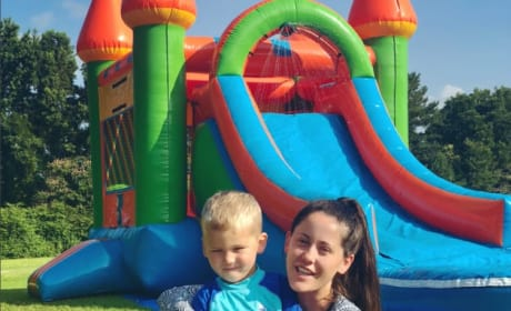 Jenelle Evans: Did She Flee the State to Keep Her Son From Nathan Griffith?
