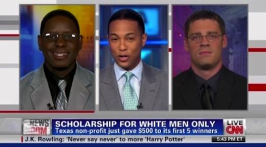 Whites Only Debate