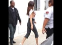 Selena Gomez Wardrobe Malfunction: Is That Even a Shirt?!